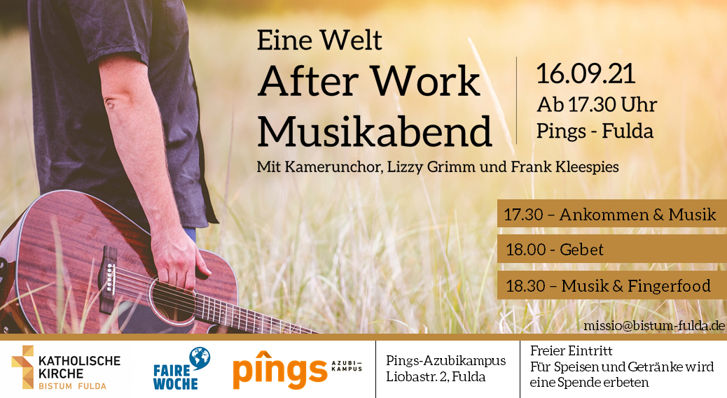After Work - Musikabend⎟16.09.2021